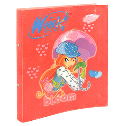 Šanon A4 Winx Club Bloom, 2 kroužky
