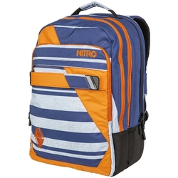 Batoh NITRO LOCK heather stripe 37l