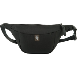 Ledvinka NITRO HIP BAG true black